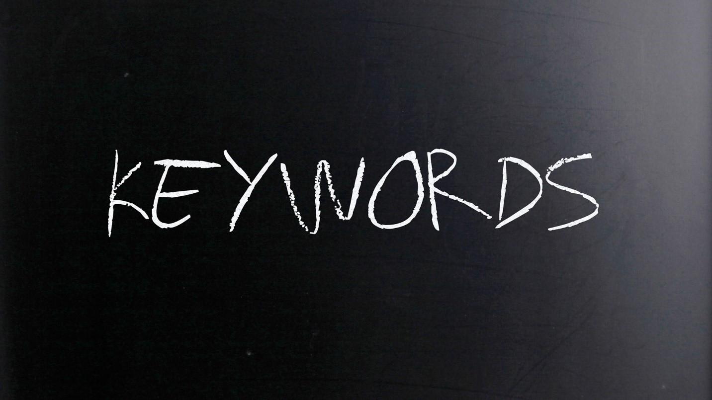 keywords-metatag