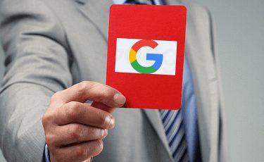 cartellino-rosso-google