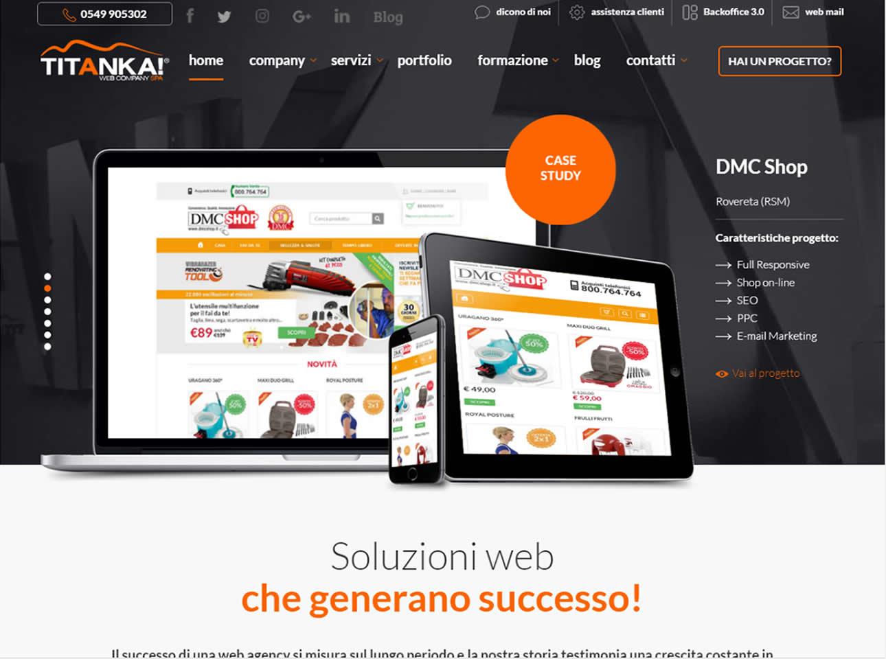 homepage-sito-titanka