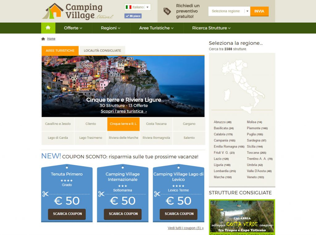 camping-village-travel-portale