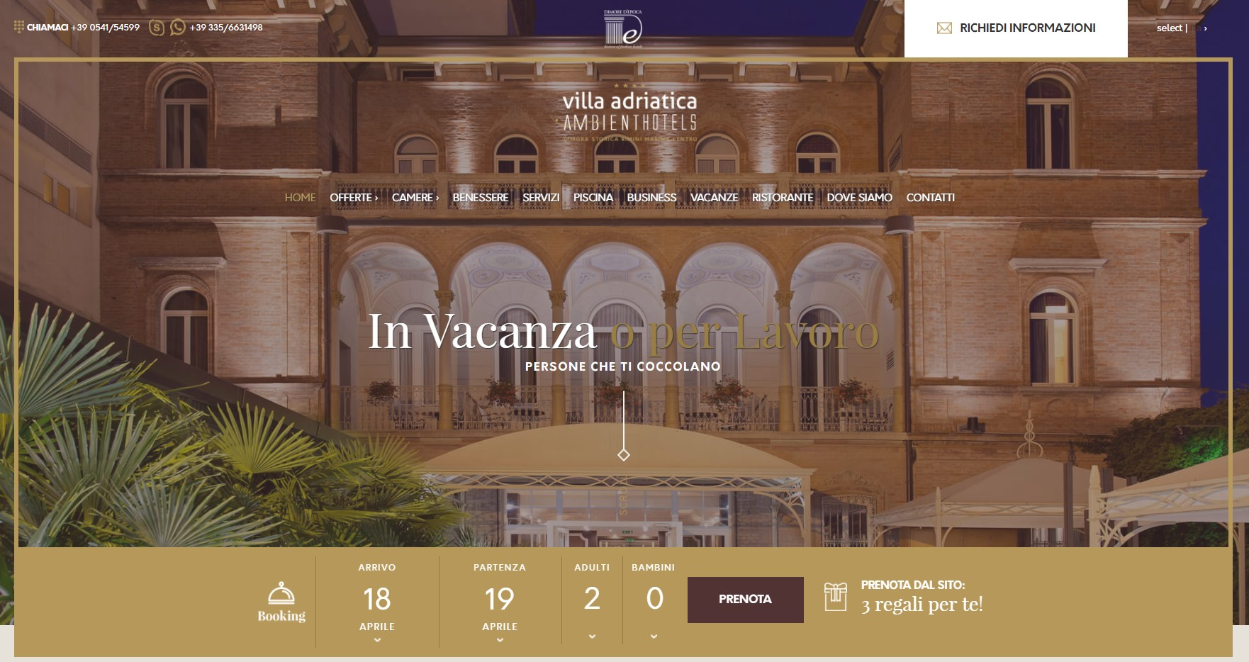homepage-sito-web-villa-adriatica
