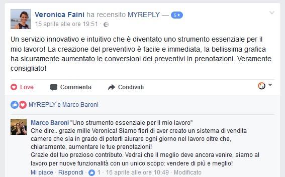 Recensione-MYREPLY-Veronica-Faini