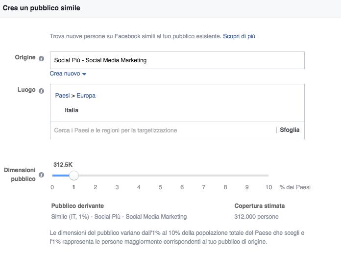I target audience per promuovere il tuo hotel su Facebook 4