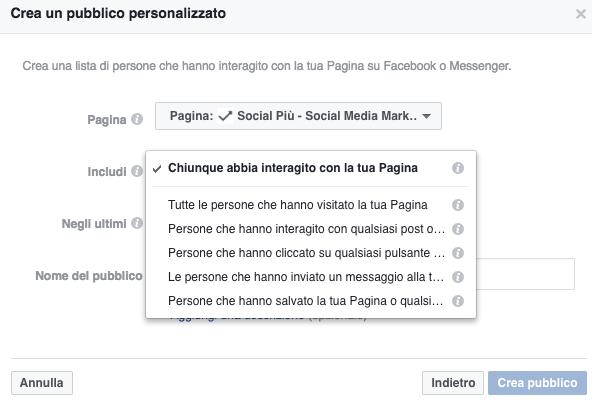 I target audience per promuovere il tuo hotel su Facebook 5
