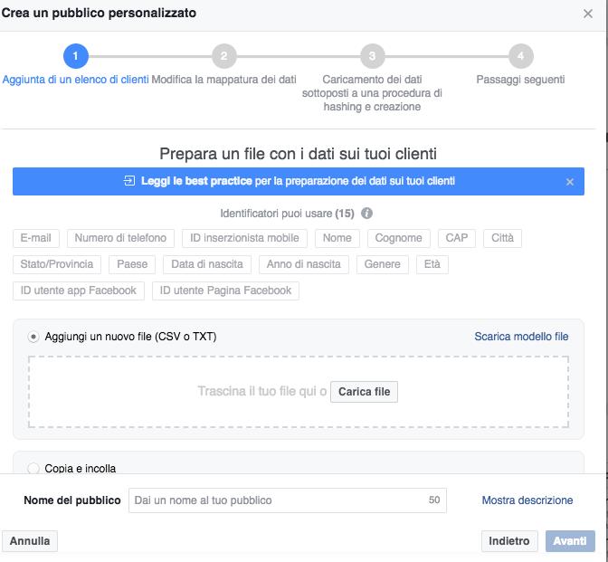 I target audience per promuovere il tuo hotel su Facebook 6