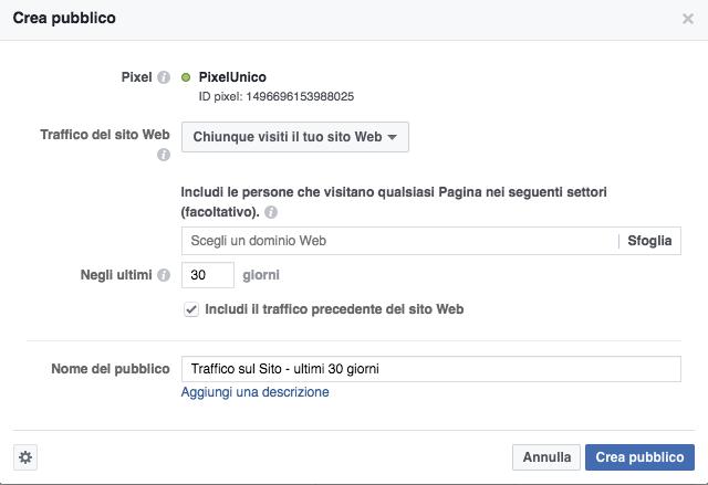 I target audience per promuovere il tuo hotel su Facebook 7