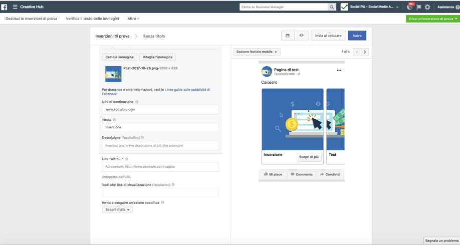 Post Link Facebook: come modificare titolo, immagine e descrizione dei post Facebook con link al sito web 5