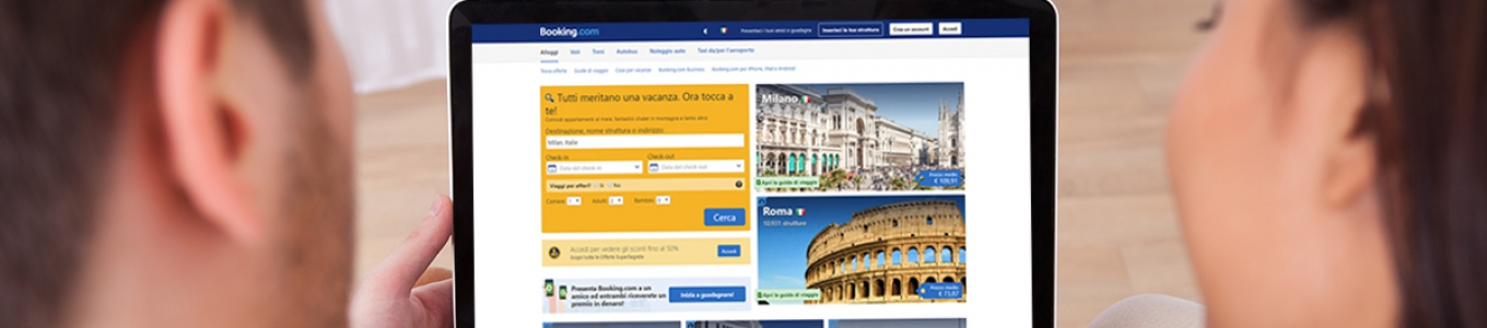 Come cambia la strategia di marketing di Booking.com?