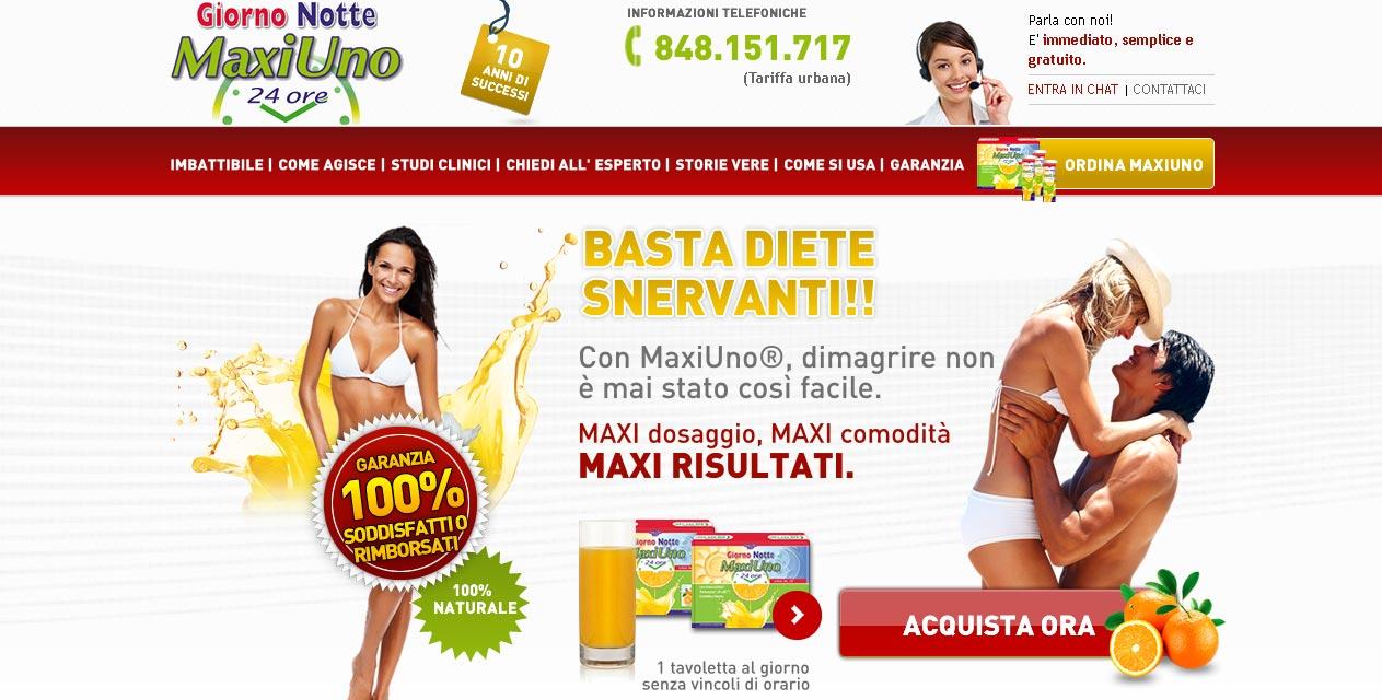 Nuovo sito per giorno notte maxiuno blog titanka for Sito del giorno