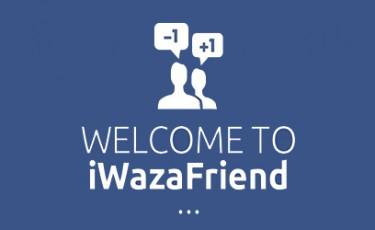 iWazaFriend:scopri di più sui tuoi amici Facebook