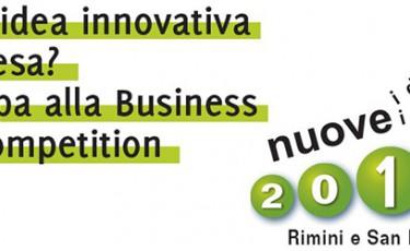 Nuove Idee Nuove Imprese 2013