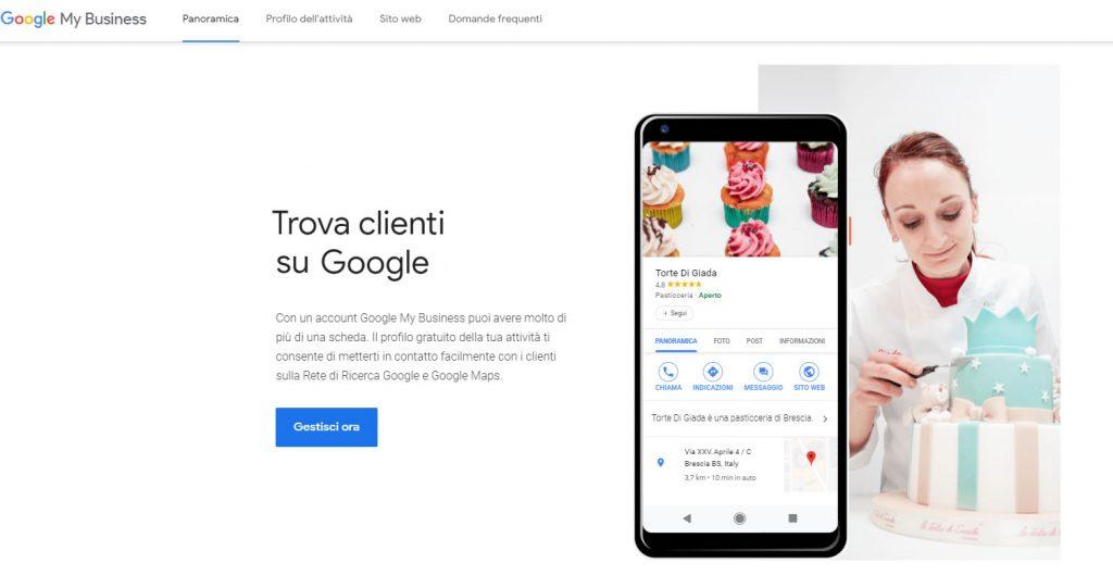 La scheda Google My Business: crearla, rivendicarla e gestirla al meglio