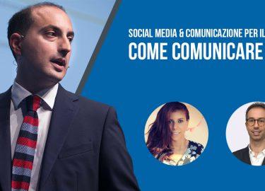 Social Media & Comunicazione per il turismo come comunicare oggi