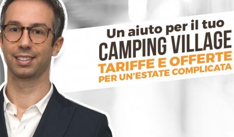 Camping Village: come organizzare tariffe e offerte in questa estate complicata