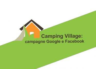 Camping Village: campagne Google e Facebook 1